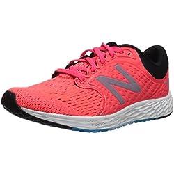 New Balance Fresh Foam Zante V4 Neutral, Zapatillas de Running para Mujer, Rojo (Red), 41 EU