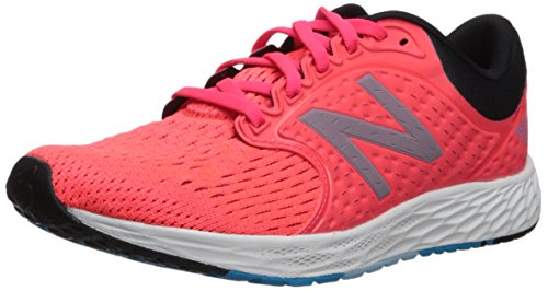 New Balance Fresh Foam Zante V4 Neutral, Zapatillas de Running para Mujer, Rojo (Red), 41 EU