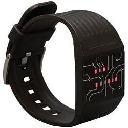 getDigital Binary Wrist Watch Professionals