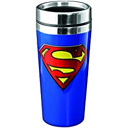 Superman PP2901SM - Taza de Viaje