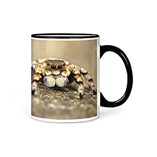 aina Tasse Kaffeetasse Spinne Motiv V2