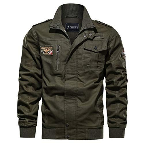 Preisvergleich Produktbild Oasics Jacke Winter Herren Größe Militäruniform Jacke Baumwolle Taktische atmungsaktive Jacke Jacke M-6XL