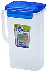 Cello Fit & Fresh J1 Jug, 1.5 Litres