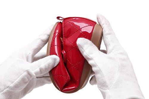 CFP - A collo basso donna Red
