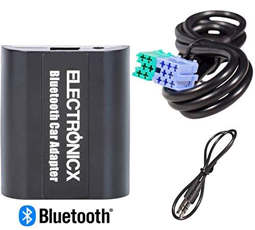 Electronicx BTA-BEK Digitaler Musik Adapter AUX Bluetooth Freisprecheinrichtung autoradio Audio passend für Becker Porsche