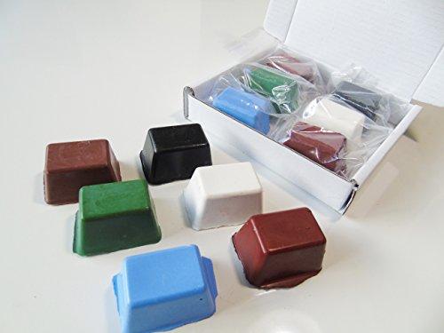 joyeros-de-pulido-rojo-compuesto-de-pulido-preciosos-metal-pulido-marron-verde-azul-blanco-rojo-mult