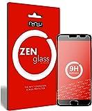 ZenGlass Flexible Glas-Folie für Umidigi Z Pro Panzerfolie I Bildschirm-Schutzfolie 9H I (Kleiner Als Das Gewölbte Bildschirm)