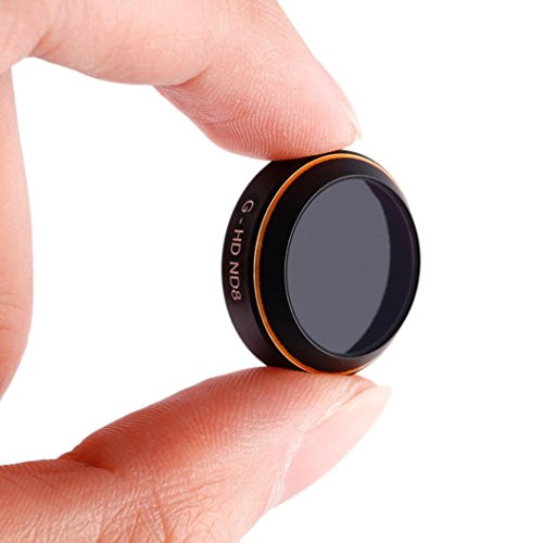 Preisvergleich Produktbild Omiky® Mode 2017 Portable PGYTECH Objektivfilter für DJI MAVIC Pro Drone G-HD-ND8 CPL HD Filter