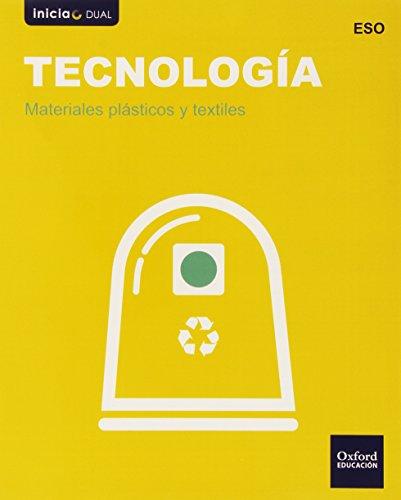 Tecnología Secundaria. Materiales Plásticos Y Textiles