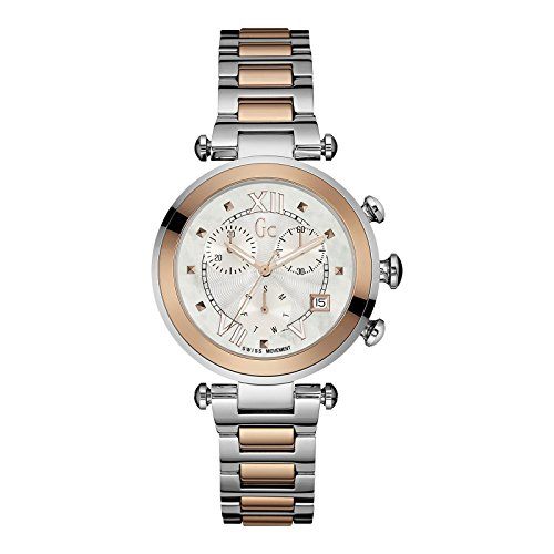 Guess Gc by Women Watch Sport Chic Collection Lady Chic Chronograph y05002 m1