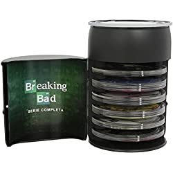 Breaking Bad - Temporadas 1-6 (Edición Coleccionista - Barril) [Blu-ray]