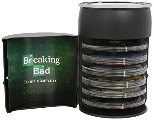 Breaking Bad - Temporadas 1-6 (Edición Coleccionista - Barril) [Blu-ray]