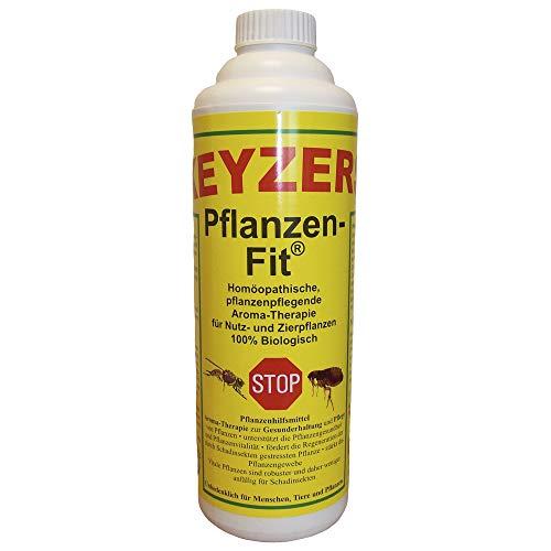 Keyzers Pflanzen-Fit Homöopathische Aroma-Therapie 100% biologisch 500ml