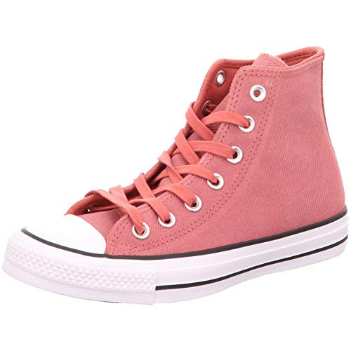 Converse Chuck Taylor All Star High Retrograde Sneaker Damen rosa, 7.5 US - 38 EU - 5.5 UK