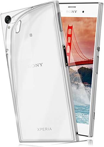 moex® Ultra-Clear Case [Vollständig Transparent] passend für Sony Xperia Z2 | rutschfest & extrem dünn - Fast unsichtbar, Klar