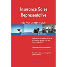 Insurance Sales Representative RED-HOT Career; 2569 REAL Interview Questions