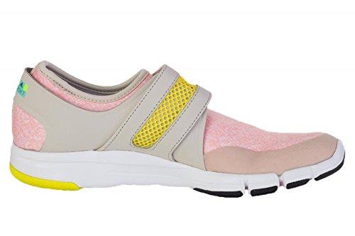 separation shoes c0b58 ef097 Adidas - Stella Mccartney Zais - B25130 - Color  Beige-Blanco-Rosa -