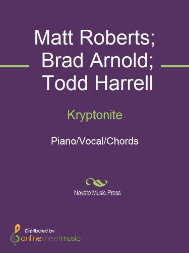 Kryptonite eBook: 3 Doors Down, Brad Arnold, Matt Roberts, Todd ...