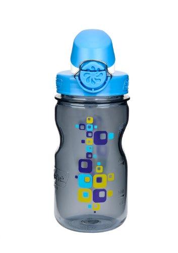 Nalgene Kinder Trinkflasche OTF 0.35L Grau, 0.35 Liter