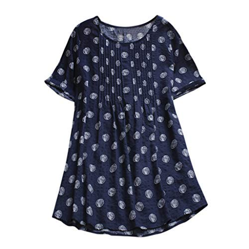 Pin Up Girl Bekleidung Kostüm - iHENGH Damen Top Bluse Bequem Lässig