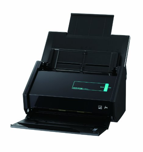 Bild 2: Fujitsu ScanSnap iX500 Scanner (600dpi, WLAN, USB 3.0)