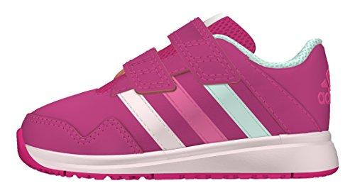 adidas Snice 4 CF I - Sportschuhe - Unisex Baby, Pink, 27