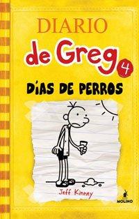 Diario de Greg 4: días de perros por Jeff Kinney