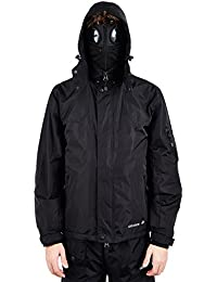 Mens Location Hunter Krigs Waterproof Jacket Taped Seam Goggle Coat New Style