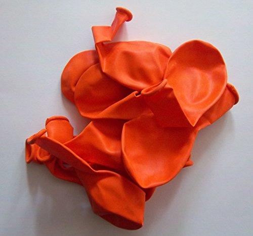 -Ballons-Feier-Deco-Geburtstag-Halloween-Fete-Helium-geeignet EU Ware vom Sachsen Versand ()