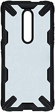 Ringke OnePlus 7 Pro Fusion-X Ergonomic Transparent Shock Absorption TPU Bumper Case