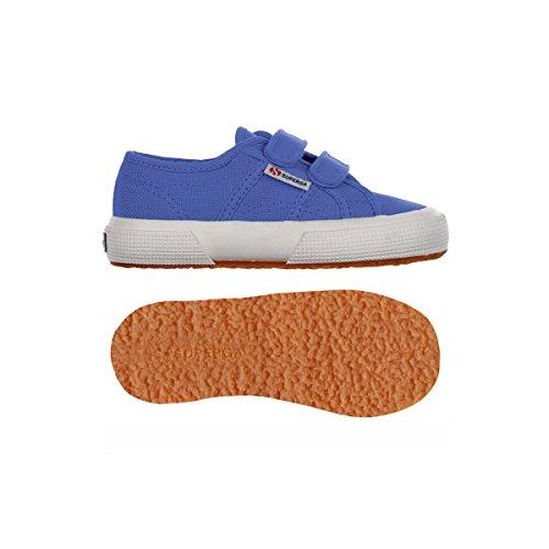 Superga 2750 Jvel Classic, Sneakers Basses mixte enfant BLUE IRIS