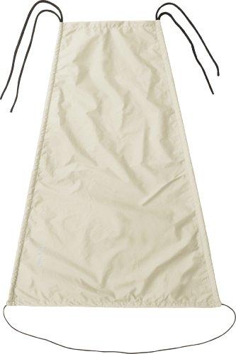 Playshoes, Telo Parasole per passeggini, Beige (Beige), 75 x 55 cm
