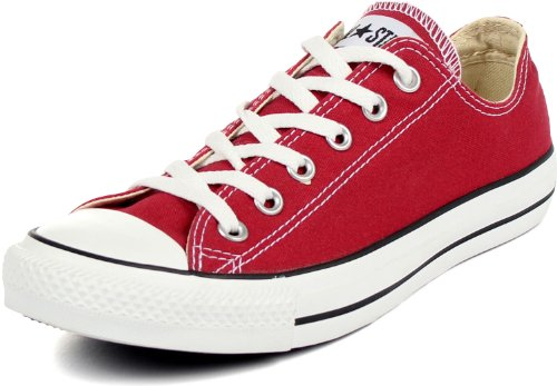 aylor All Star Extreme Color Ox Schuhe in Jester Red, EUR: 46.5, Jester Red (Jester Mädchen)
