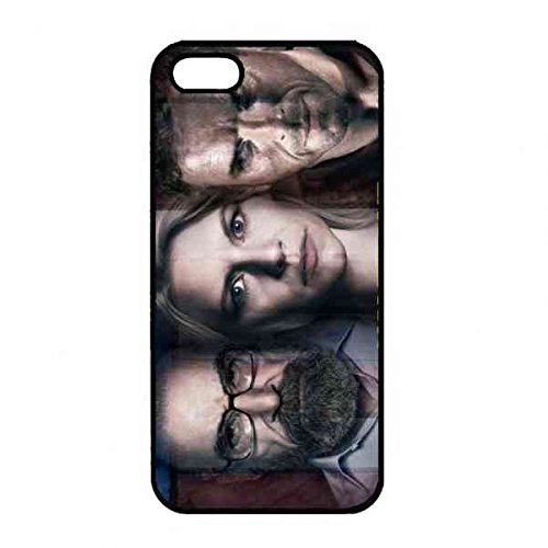 Phone Cover Hard Cas Couverture Homeland Coque iphone 5/ Coque iphone 5S,Coque iphone 5/ Coque iphone 5S Protective Hard Cas Couverture Cover,Coque iphone 5/ Coque iphone 5S Noir Plastic Waterproof Hard Cas Couverture,Homeland Nicholas Brody Coque iphone , coques iphone