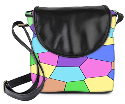 snoogg-digi-stones-2386-womens-sling-bag-small-size-tote-bag