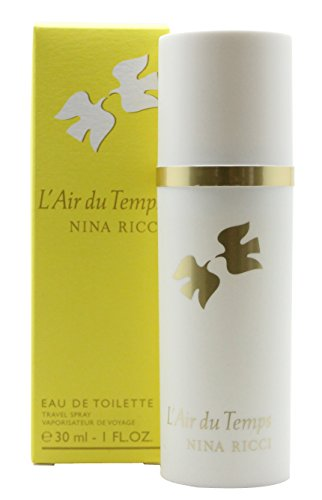 Nina Ricci - L'AIR DU TEMPS eau de toilette spray voyage 30 ml -