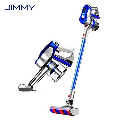WHRZ Jimmy JV83 Hyper Clean Aspiradora de mano 2 en 1 con batería de litio recargable y cepillo LED...
