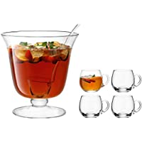 LSA Bar Chiaro Punch Bowl Set