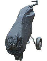 Longridge Housse Electrique Sac Chariot Impermeable Golf Noir