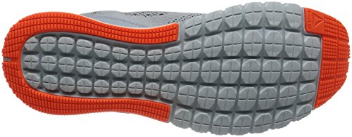 Reebok Bd4529, Chaussures Trail Running Homme Gris (Cloud Gry / Blk / Polar Blu / Wild Orng / Stnwsh)