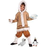 LLOPIS Disfraz infantil esquimal t-1