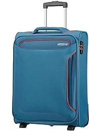 American Tourister Holiday Heat Upright 55/20, 42 L - 2.5 KG Equipaje de mano, 55 cm, liters, Azul (Denim Blue)