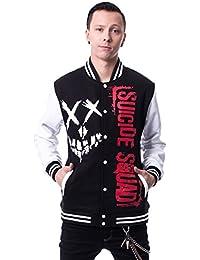 Suicide Squad Herren College Jacke Property Varsity Jacket