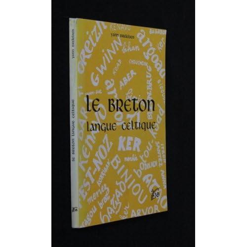 Le breton, langue celtique