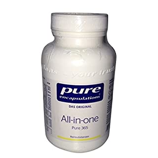 PURE ENCAPSULATIONS all-in-one Pure 365 Kapseln 60 St