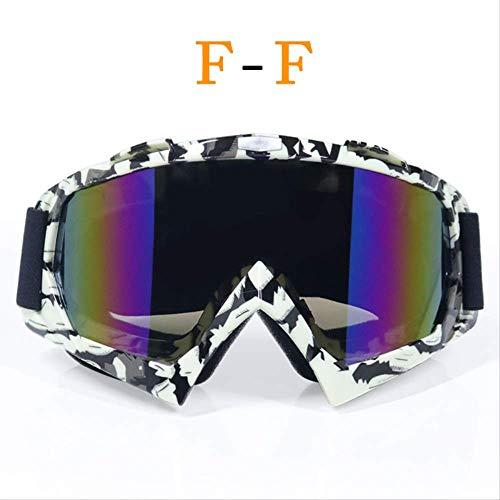 XYQY brille Heißer Verkauf Hohe Qualität Brille Motorradhelm Motocross Brille Dirt Bike Brille MotocrossO2