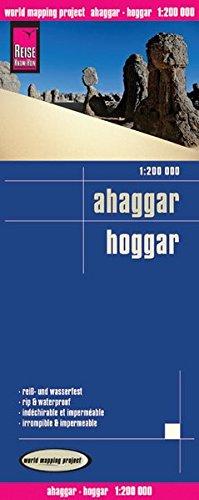 Ahaggar / Hoggar 2011 (1200) por Reise Know-How Verlag GmbH