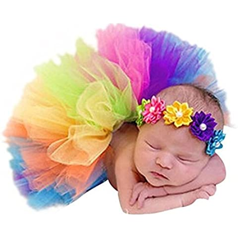 binlunnu neonato fotografia puntelli Boy Girl Crochet