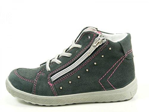 Ricosta 83.25400 Mädchen Sneakers Grau, EU 30