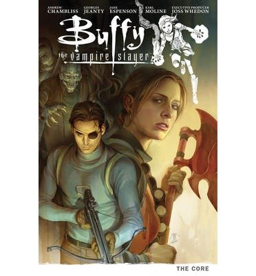 [(Buffy the Vampire Slayer: Core Season Nine, Volume 5)] [ By (artist) Georges Jeanty, Edited by Scott Allie, By (artist) Karl Moline, Edited by Sierra Hahn, By (author) Andrew Chambliss, By (author) Jane Espenson ] [March, 2014]